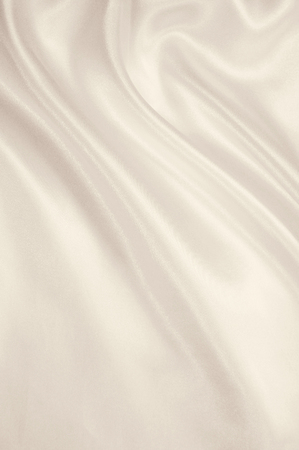 cream color: Smooth elegant golden silk can use as wedding background. In Sepia toned. Retro style