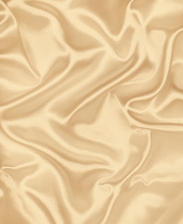 Liscio elegante seta dorata possibile utilizzare come sfondo di nozze. In Seppia tonica. Stile retrò Archivio Fotografico - 51688738