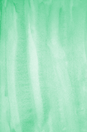 multi layered: Abstract green watercolor on paper texture can use as background Stock Photo