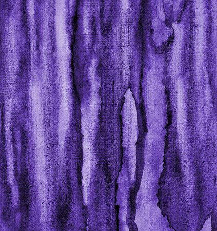 multi layered: Abstract lilac watercolor on paper texture can use as background