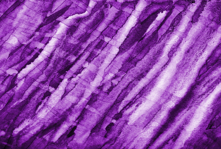 multi layered effect: Abstract lilac watercolor on paper texture can use as background
