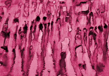 layer styles: Abstract pink watercolor on paper texture can use as background