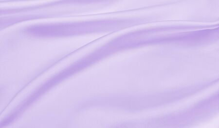 silvery: Smooth elegant lilac silk or satin texture can use as wedding background. Luxurious valentine day background design Stock Photo