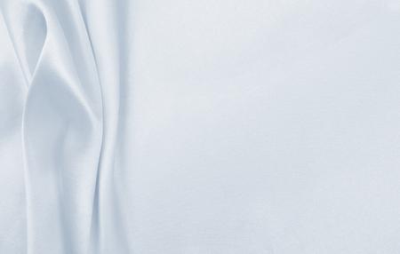Smooth elegant grey silk or satin luxury cloth can use as wedding background. Luxurious Christmas background or New Year background design   Reklamní fotografie