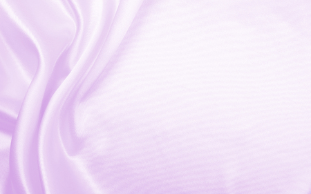 Smooth elegant lilac silk or satin texture can use as wedding background. Luxurious valentine day background design Stock Photo