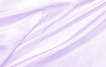 Smooth elegant lilac silk or satin texture can use as wedding background. Luxurious valentine day background design Reklamní fotografie