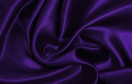 Smooth elegant lilac silk or satin luxury cloth texture can use as abstract background. Luxurious background design Reklamní fotografie