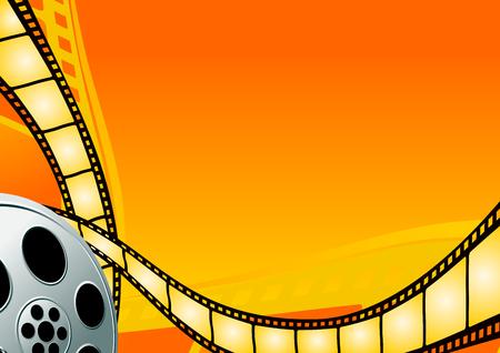 Movie Stock Vector - 1997441