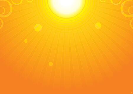 backgroud: Sun backgroud