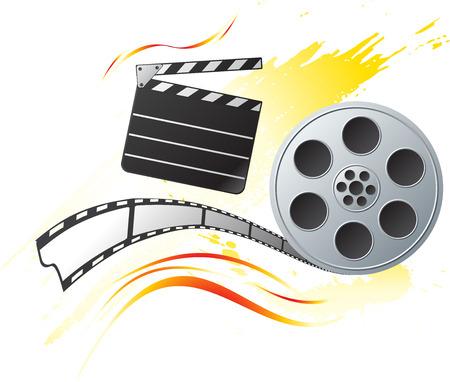 clap board: Grunge en el cine