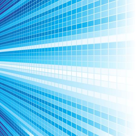 Blue light Stock Vector - 3580571