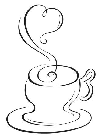 Hot cup Zdjęcie Seryjne - 9306562