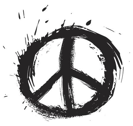 Peace symbol  Stock Vector - 9935747