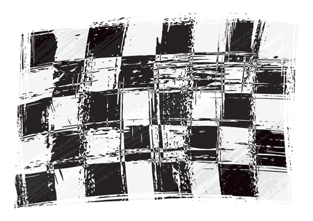startpunt: Racing vlag