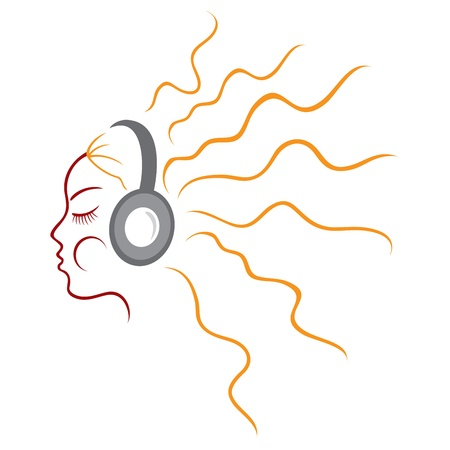 earbud: Rel�jese con la m�sica