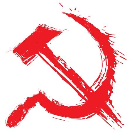 Het communisme symbool