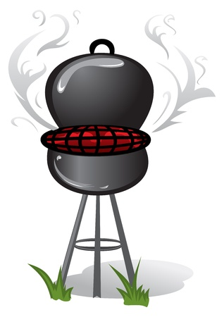 Barbeque Stock Vector - 15028222