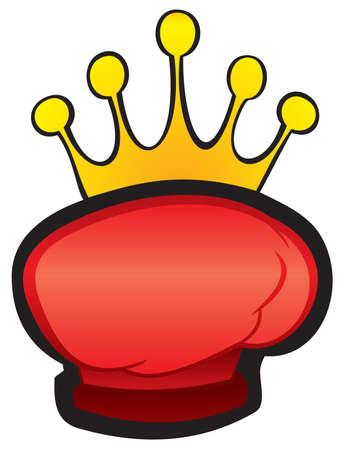 Fight winning symbol Vector
