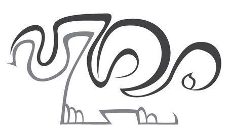 Zoo symbol Stock Vector - 16260629
