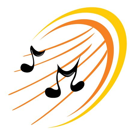 Music icon Stock Vector - 16550299