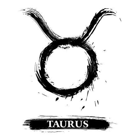 taurus sign: Taurus symbol