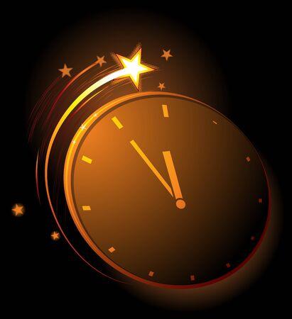 midnight: New Year