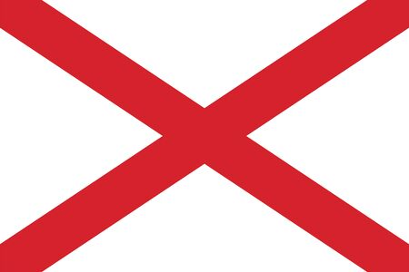 alabama: Alabama flag