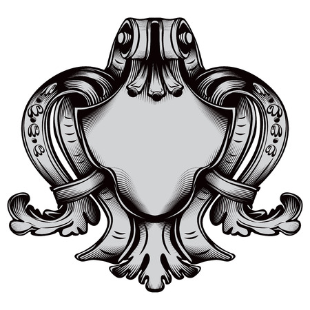 bordering: Emblema antiguo