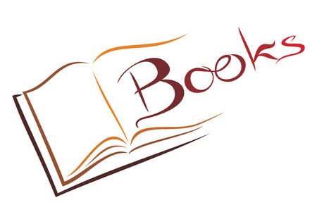 Book symbol Stock Vector - 22621322