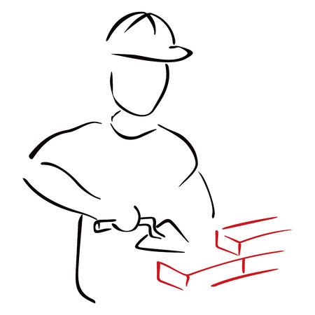 bricklayer: Capa de ladrillo