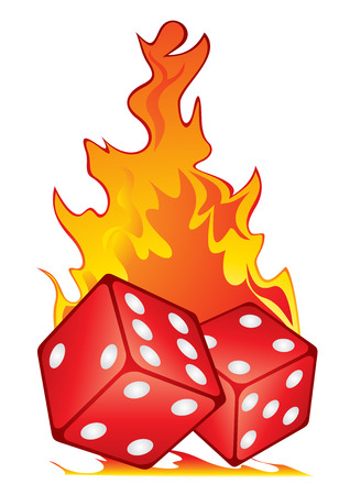 red dice: Hot game