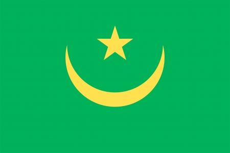 mauritania: Mauritania flag