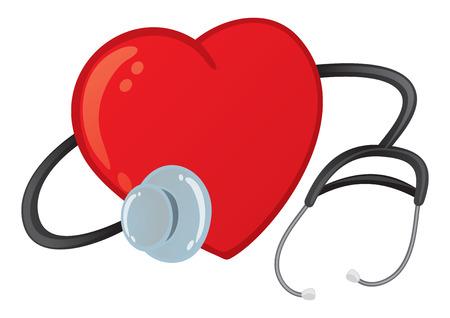 cardiologist: Healthy heart