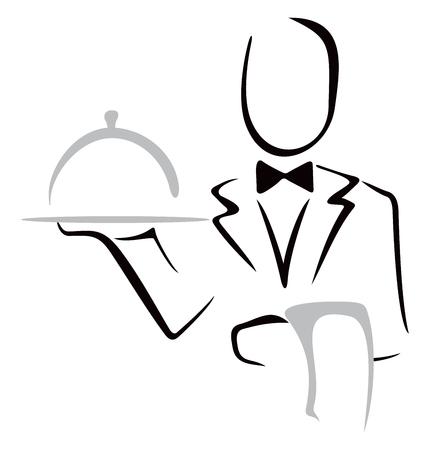 sirvientes: Cena de la porción