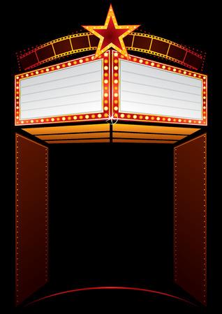 映画の試写会