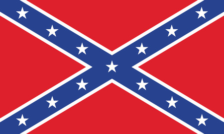 confederacy: Confederate flag
