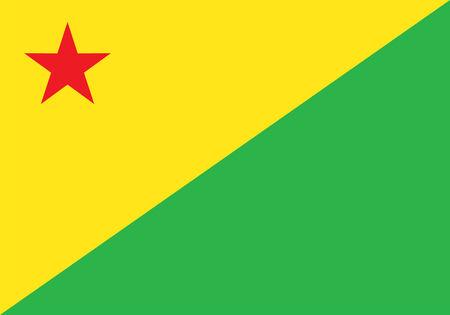 acre: Acre flag