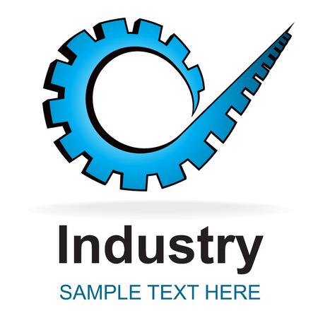 mechanical symbols: Industry icon