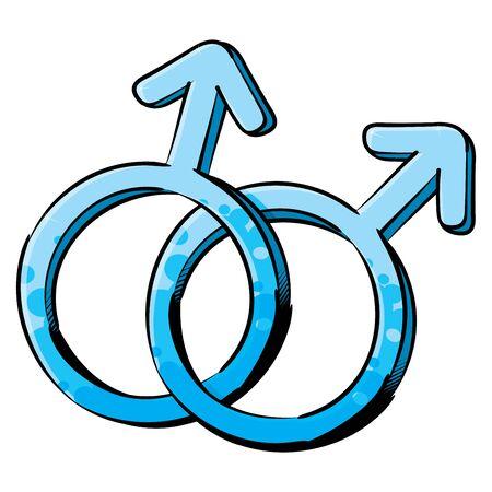 homosexual: Homosexual mens love