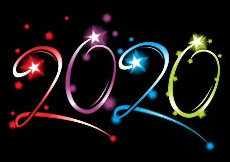 New Year 2020 grand event