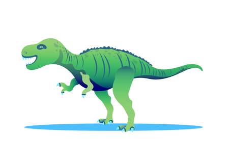 Tyrannosaur - Rex. Big and nice.