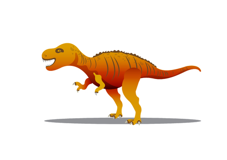 Tyrannosaure - Rex. Grand et gentil.