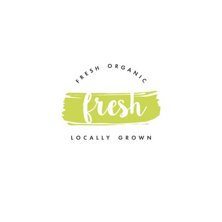 Freash product icons and elements collection for food market, ecommerce, organic products promotion, healthy life and premium quality food and drink. Illustration