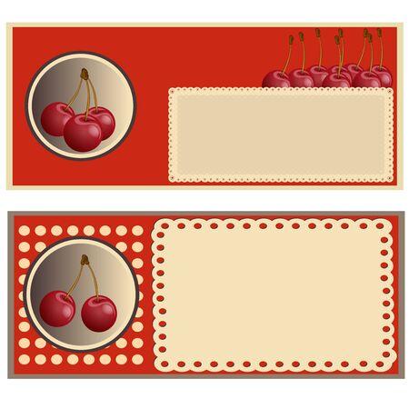 cherry label