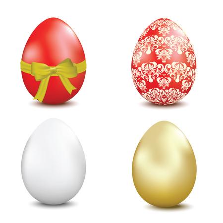 A set of Eastern eggs
