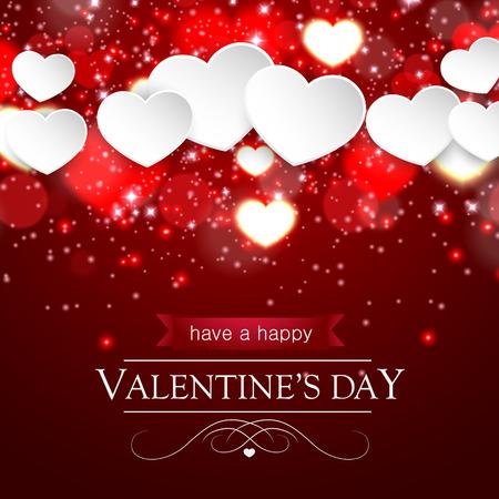 Fondo feliz día de San Valentín