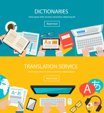 bilingual: Concepts for foreign language translation