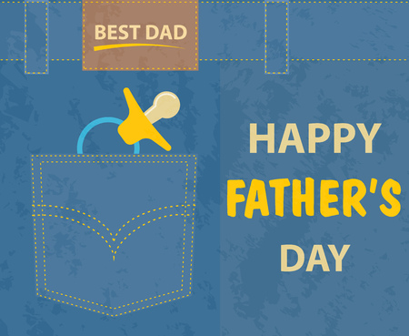 Father?s day greeting card