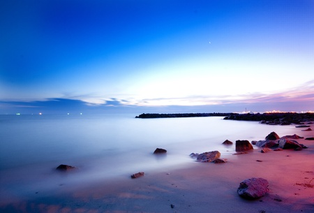 sunset at Thailand Stock Photo - 11945628