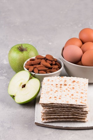 ceremonial foods on the Passover holiday
